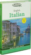 CD Audio Books in Italian