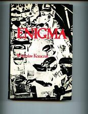 mac- Enigma. How the German Machine Cipher Was Broken, W Kozaczuk, 1st HBdj VG