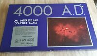 Vintage 4000 AD Board Game By Waddingtons 1972 - Complete and made in England