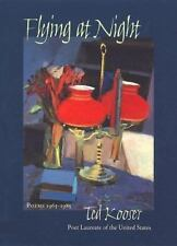 Flying At Night: Poems 1965-1985 (Pitt Poetry Series), Poetry, Ted Kooser, New,