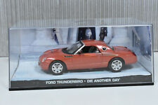 Die Another Day - Ford Thunderbird - James Bond 007 -1:43 Scale