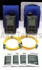Afl Noyes Cks-2 Sm Fiber Optic Loss Test Set Csm1-2 Css1-Sm Css1 Cks 2