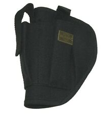 Black Left Handed Gun Belt Holster w/ Clip Pouch BB Airsoft Pistol Handgun 200BL