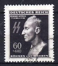 Germany / Bohmen und Mahren - 1943 Heydrich Mi. 131 VFU