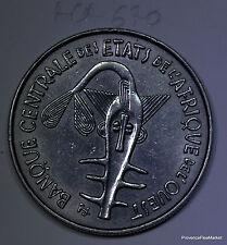 ETATS DE L'AFRIQUE DE L'OUEST  100 francs  1977 aca670