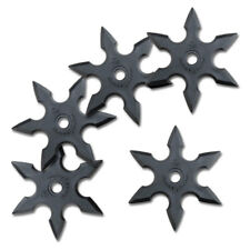 Ninja Rubber Throwing Star - Roppo (5 pieces set)