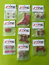 HPI Blitz - STRC Aluminum Parts Lot (Orange) (A21) (E-Firestorm)