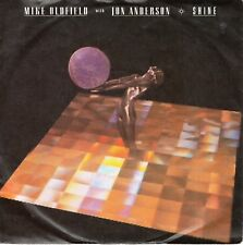 7inch MIKE OLDFIELDwith JON ANDERSON shineGERMAN 1986 EX (S2879)