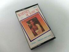 Whitney Houston 1st Album Cassette Tape Chile Pressing VG+ Condition