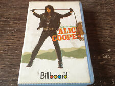 ALICE COOPER - The Best Collection Of CASSETTE TAPE / Hard Rock