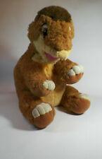 "Gund VTG The Land Before Time Movie Littlefoot Dinosaur stuffed animal plush 16"""