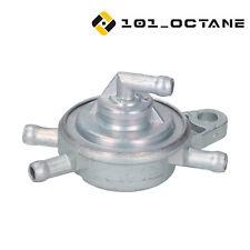 Benzinhahn Unterdruck 4 Anschlüsse 101Octane 37351 für GY6 50-150ccm, Daelim,TGB