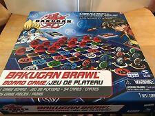 Bakugan Battle Brawlers Board Game by Sega Toys Spin Master Complete