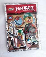 LEGO NINJAGO 'Bucko' SKY PIRATES Mini Foil Pack 891616 Limited Edition 2016