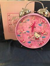 Hello Kitty Jumbo Alarm Clock.