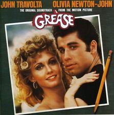 Grease (1978/98) Olivia Newton-John, John Travolta, Frankie Valli, Sha-na.. [CD]
