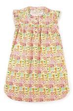 NWT Matilda Jane Vault ENJOY TODAY Flutter Dress 8 Yellow Shift Micro Corduroy