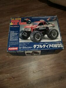 Kyosho double dare