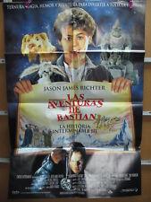 A4367 Las aventuras de Bastian (La historia interminable 3) Jason James Richter,