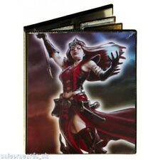 Max Protection Folder A5 Size 14 Pages/4 Pocket Album Holds 112 Cards :: Mistres
