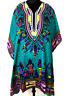 Women Kaftan Light Viscose Kimono Night Wear Dress Women Printed Caftan