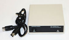 American Microsystems Bar Code Scanning System Microscanner With Scanner Cable