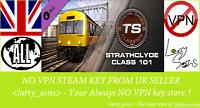 Strathclyde Class 101 DMU Add-On DLC Steam key Region Free