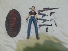 Claire Redfield Resident Evil Palisades Figure, Horror, Rare, Video Game!