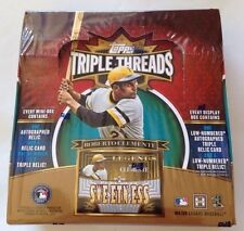 2013 Topps Triple Threads HOBBY Box 2 Auto (Mike Trout Bryce Harper Machado)?