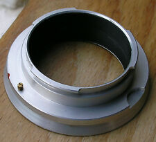 Exakta fuelle de BPM Adaptador de montaje del cuerpo de cámara