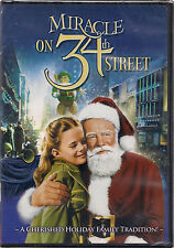 MIRACLE ON 34TH STREET (DVD, 1947 1 Disc B&W, 1 Disc Colorized) NEW