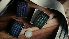 4x Artifice MINI DECKS Ellusionist Bicycle Playing Cards blue red purple green