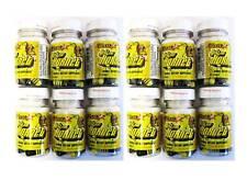12 Bottles Yellow Hornet 20 capsules each from stacker
