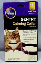 "Sentry Calming Collar For Cats, 1 Count 30 Day Collar, Fits up to 15"" Neck 1018"
