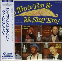 V.A.-WE WROTE 'EM AND WE SING 'EM!-JAPAN MINI LP CD C94