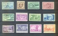 US 1953 Commemorative Year Set with 12 Stamps MNH