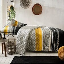 Linge de lit et ensembles à motif Géométrique sans marque, pour chambre
