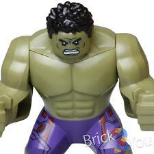 Lego Marvel Avengers Hulk Minifigure Split from 76031 The Hulk Buster Smash