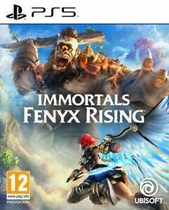 Immortals: Fenyx Rising (PS5) PEGI 12+ Adventure: Free Roaming Amazing Value