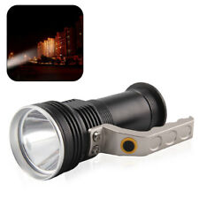 T6 LED Candle Power Work Spot Light Camping Hand Flash Lamp Rechargeable Torches