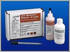 Lang Jet Denture Repair Acrylic Denture Repair Acrylic Pink Fast Set #1223-P