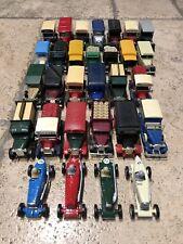 Job Lot Of 30 - 23x Vintage Lledo Diecast Vehicles & 7x Vintage Corgi Vehicles