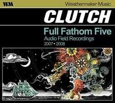 CLUTCH-FULL Fathom Five [Re-release Cd + Dvd]