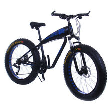 "Mens 26"" Mountain Bike 21Speed Cycling Bicycle Double Disc Brake Aluminium Alloy"