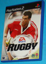 Rugby - Sony Playstation 2 PS2 - PAL