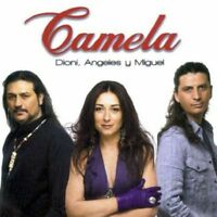 CAMELA - DIONI, ANGELES Y MIGUEL [CD]