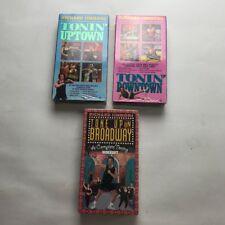 Richard Simmons VHS Tape Workout Tonin Uptown Downtown Tone Up Broadway Aerobics