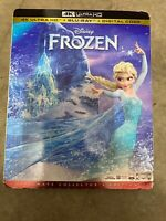 Frozen (4K Ultra HD / Blu-ray, 2-Disc Set, 2019) + Digital