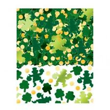 St Patricks Day Shamrocks Table Confetti Sprinkles - 70g