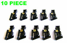 10x E.CO Fastener Clips for Moulding, AUDI A3, 55227T; 8P3853826B